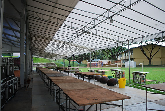 Anc - Cooking Tentage 4.6m x 5.5m