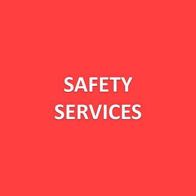 Svcs - Safety Set Up Cost (Incl. Safety Doc.& Equipments Etc)