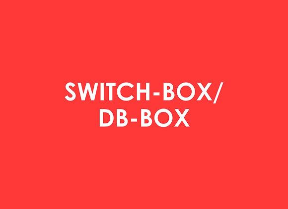 Electric - Switch-Box / Db-Box;  31 Amp