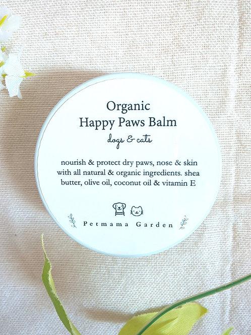 幸福貓犬肉球有機滋潤膏 Organic Happy Paws Balm