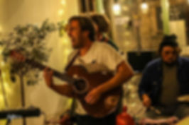 Live music by So Far London at Hygge Pygge Cafe