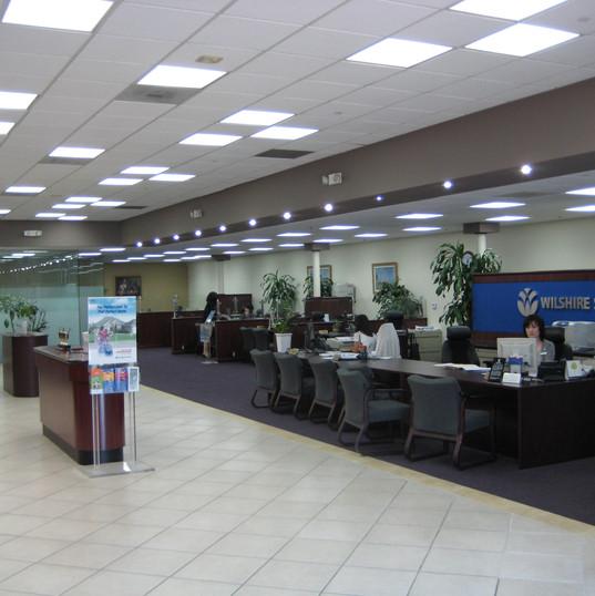 Wilshire  State Bank - Cerritos Branch
