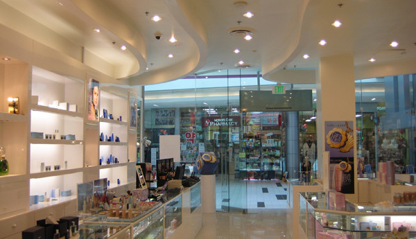 COSMETIC WORLD-CITY CENTER