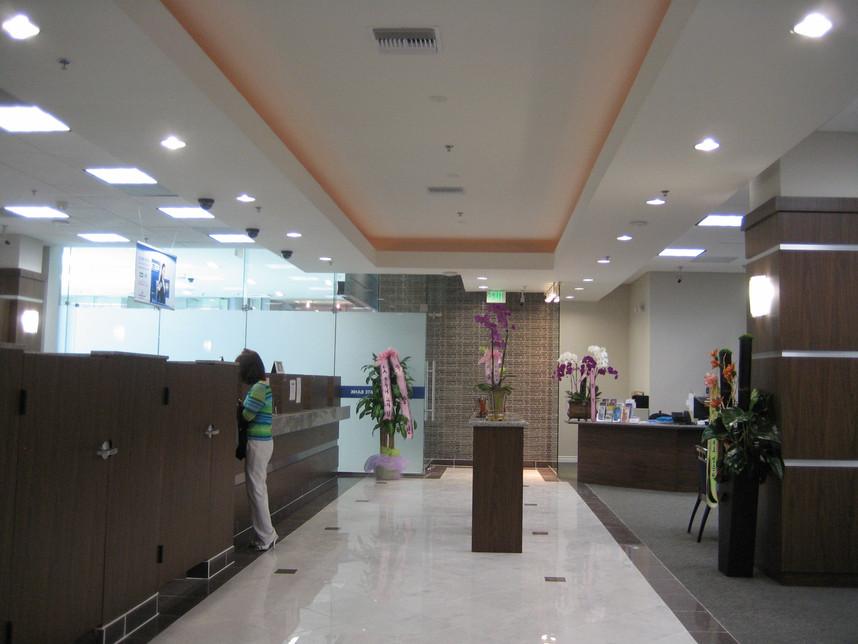 WILSHIRE BANK-CITY CENTER