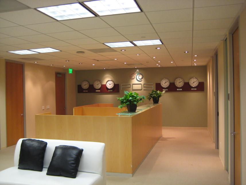 P.D.S. office – Fox plaza