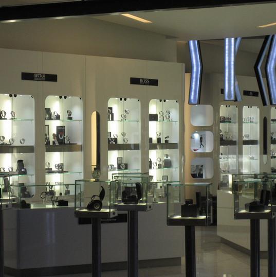 Luxury Watch Brand Store