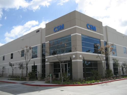 CSM Woongjin Chemical America