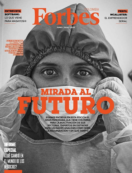 Forbes Magazine Colombia June 2020