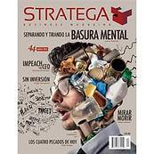 stratega magazine cover