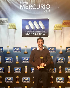 Gaston Kaufer Barbe - Premio Asociacion Argentina de Marketing