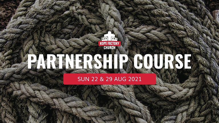 Rope Factory Partnership Course Session 1