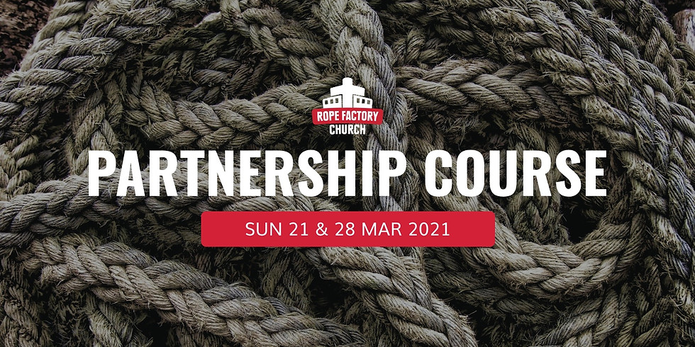 Rope Factory Partnership Course Part 2