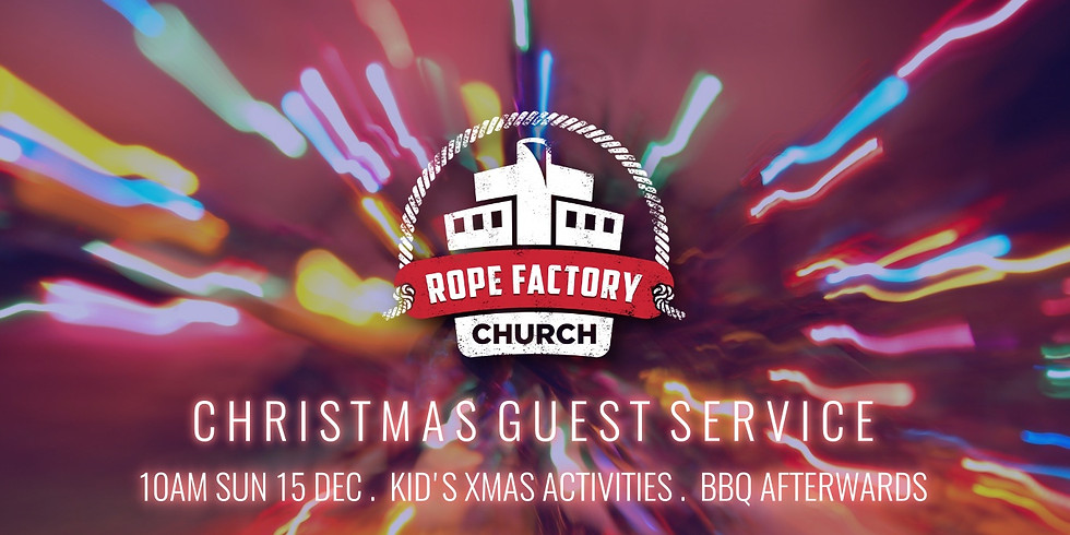 Christmas Guest Service