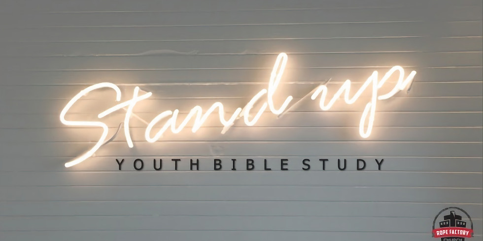 Rope Factory Youth Bible Study