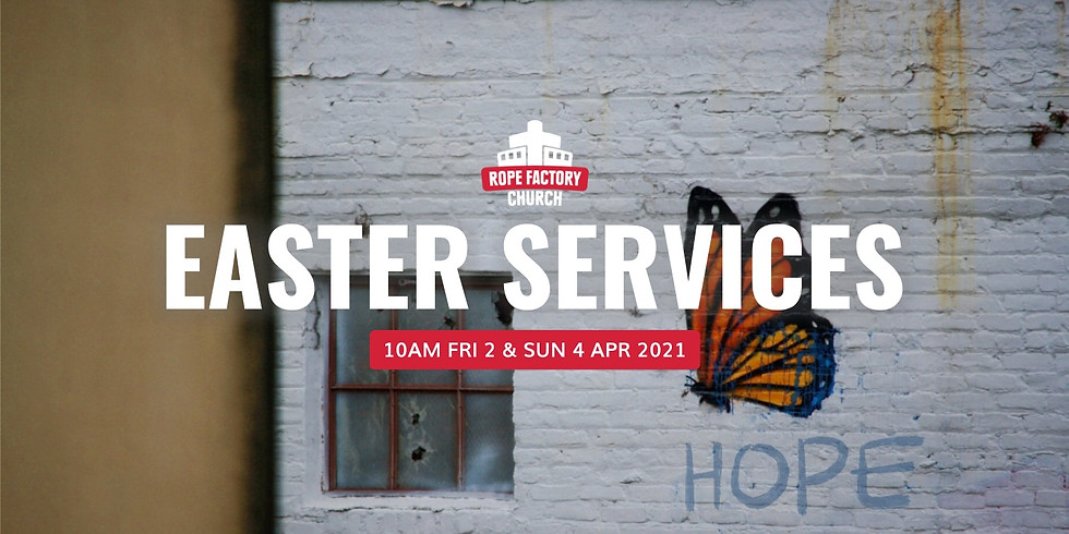 Rope Factory Easter Guest Service