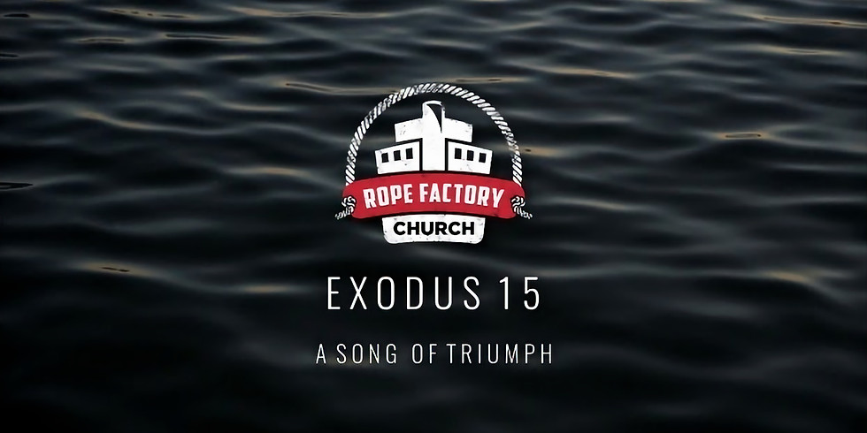 Exodus 15: A song of triumph