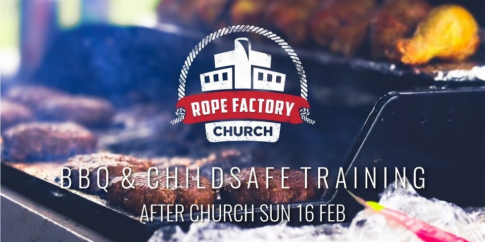 BBQ and Childsafe Training