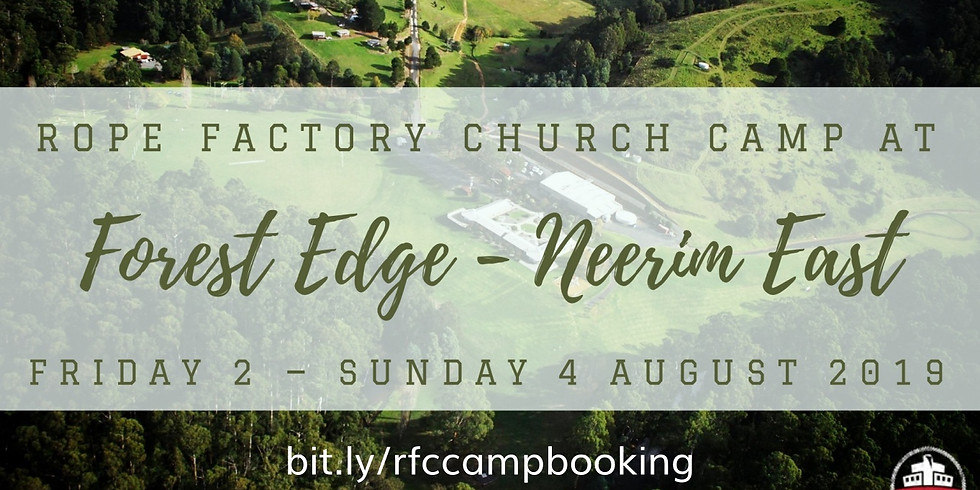 Rope Factory Church Camp