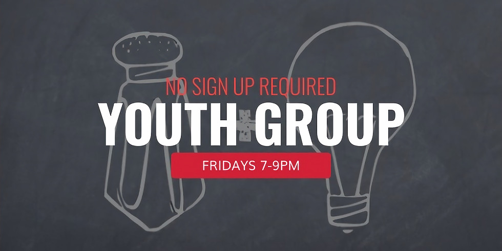 Rope Factory Youth Group