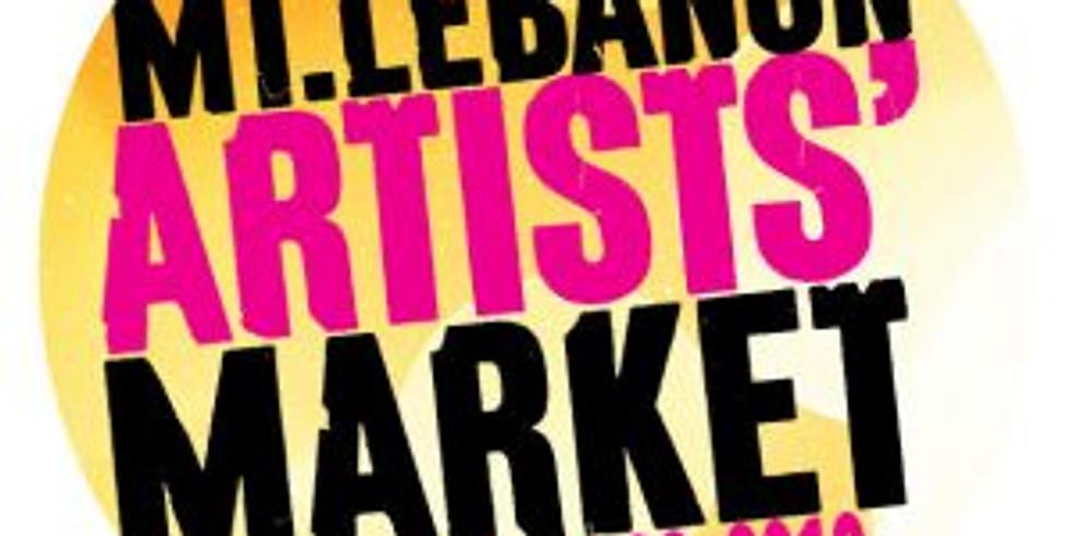 Mount Lebanon Artists' Market