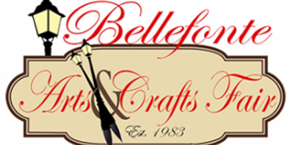 Bellefonte Arts & Craft Fair