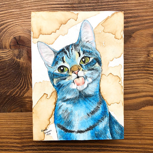 Blue Cat (Original)