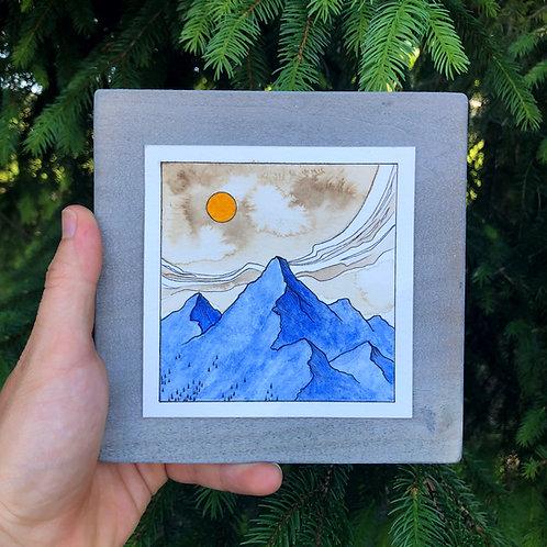 Mountain #5 (original)