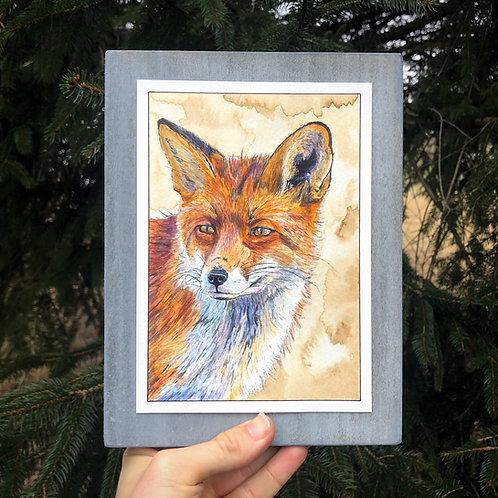 Mischievous (Fox)