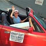 Thelma Gerspah o Meals on Wheels