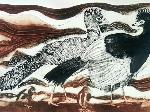 Lista dos Selecionados no Edital Aves em Extinção