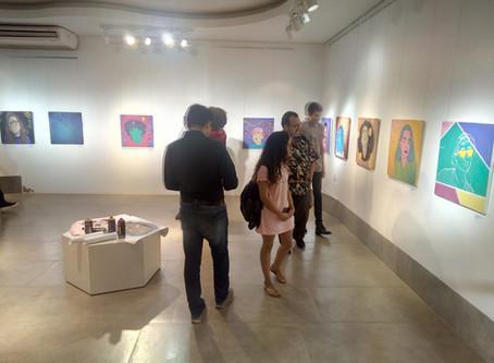 """Fundação Cultural apresenta exposição """"Colorindo o Mundo"""""""