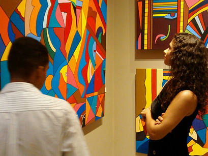 O perfeito encontro da Arte Culinária com as Artes Plásticas