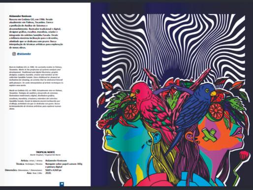 Catálogo do Siá - Salão Independente dos Artistas do Tocantins