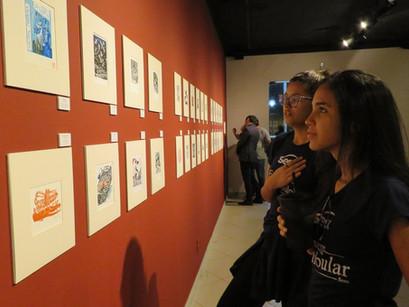 """Prorrogada a exposição """"Ex Libris: Marca de uma identidade"""""""