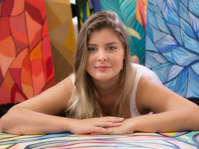 Artista Rossana Mendes lança exposição virtual