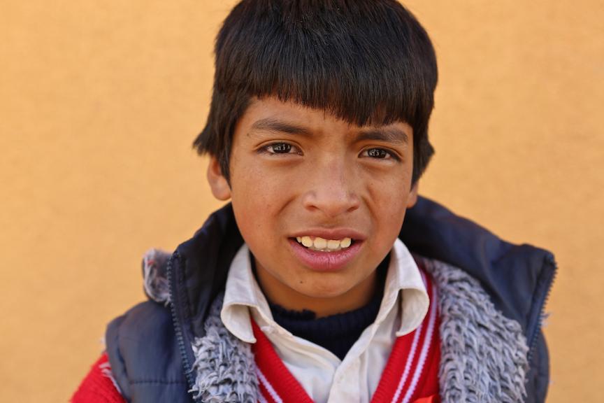 I AM: Bolivia