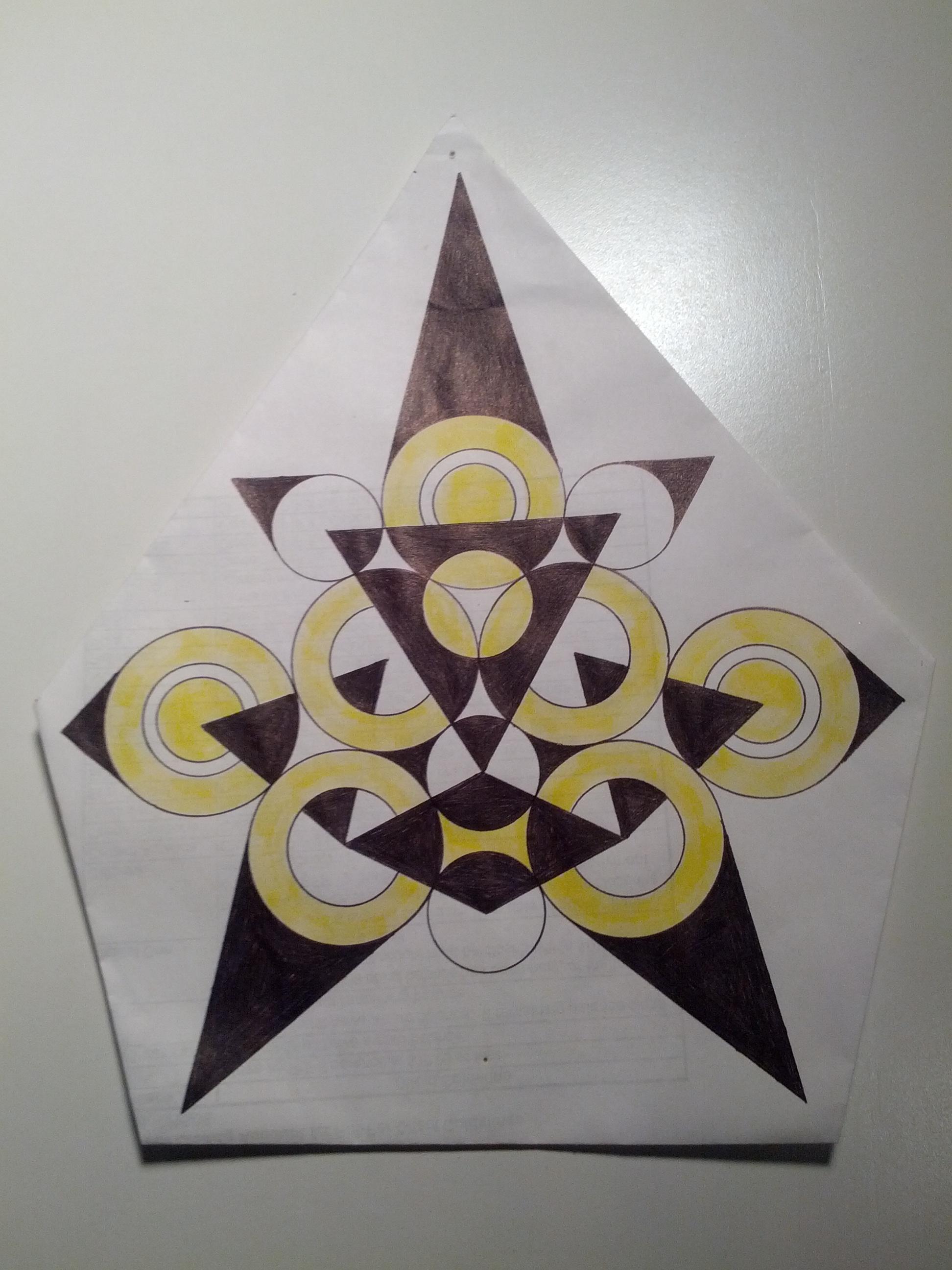 Triangular Unfolding