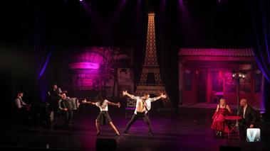 Comédie musicale ÇA C'EST PARIS!