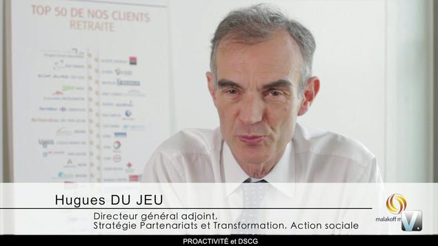 MALKOFF MÉDÉRIC - BILAN ANNUEL DE LA DSCG