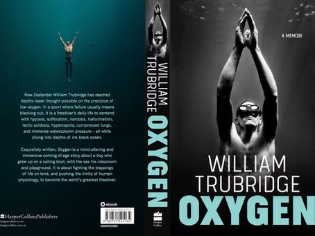 Oxygen - a memoir by William Trubridge