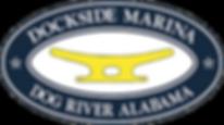 Dockside Marina Dog River logo