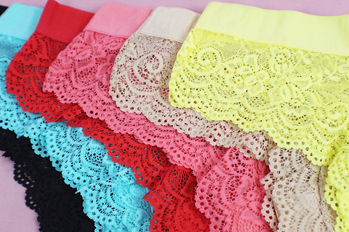 Lace Cheeky