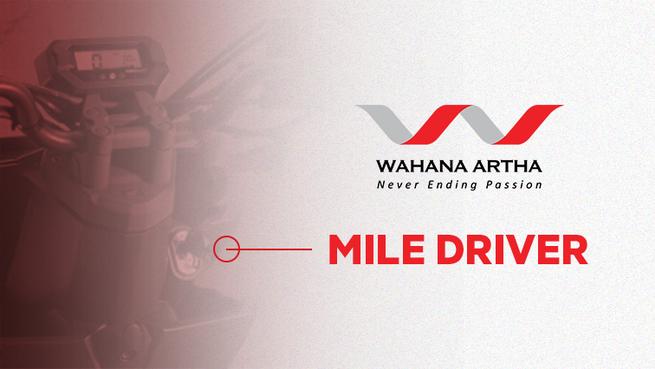 Wahana Mile Driver