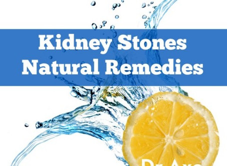 5 Kidney Stone Natural Remedies for Fast Relief