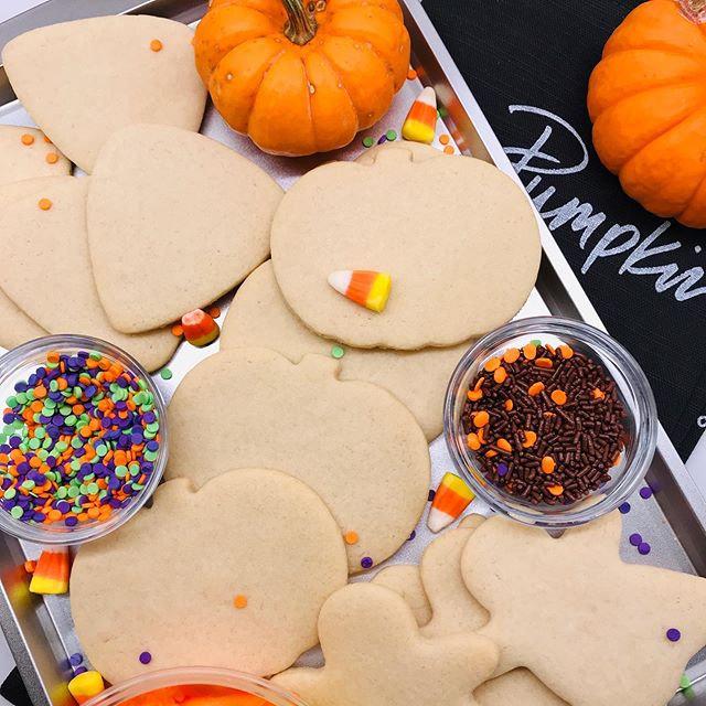 Thanksgiving Cookie Kits