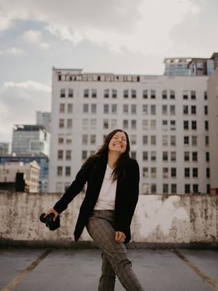 Urban Photographer Branding Session