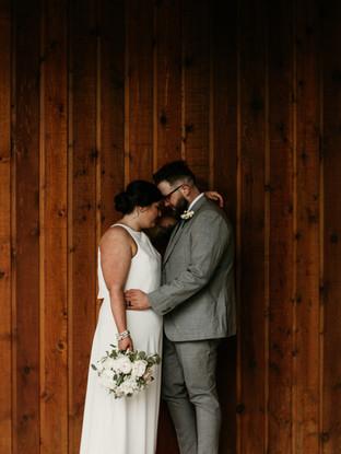 Love Story | Fraser River Lodge Wedding