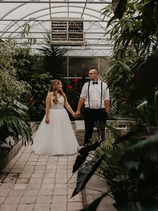 Secret Garden Venue Wedding