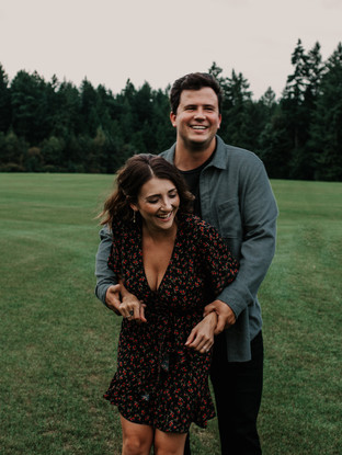 Fraser Valley Fall Engagement