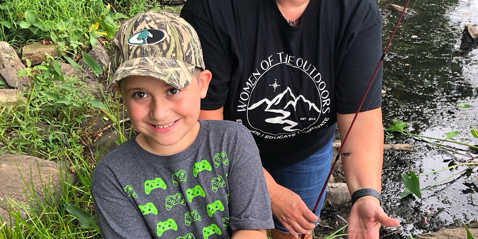 Annual Youth Sensory Friendly fishing lesson